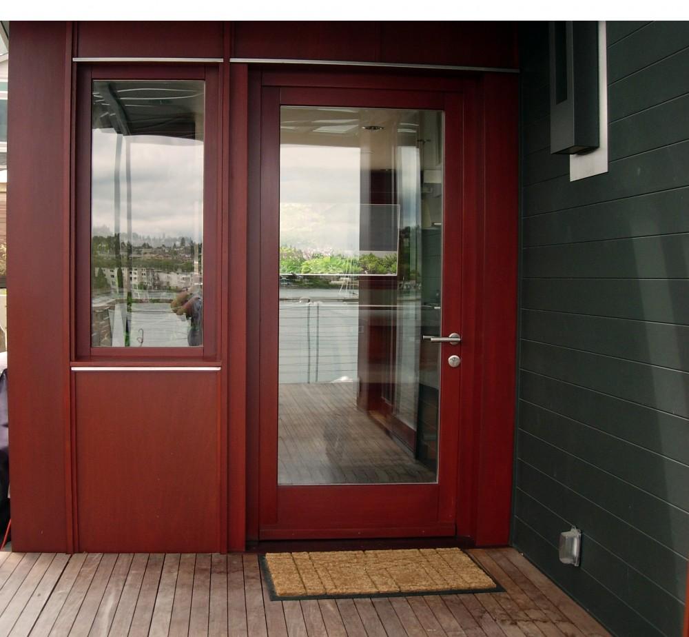 Exterior door knobs glass french doors kwikset keyed for Design your own front door