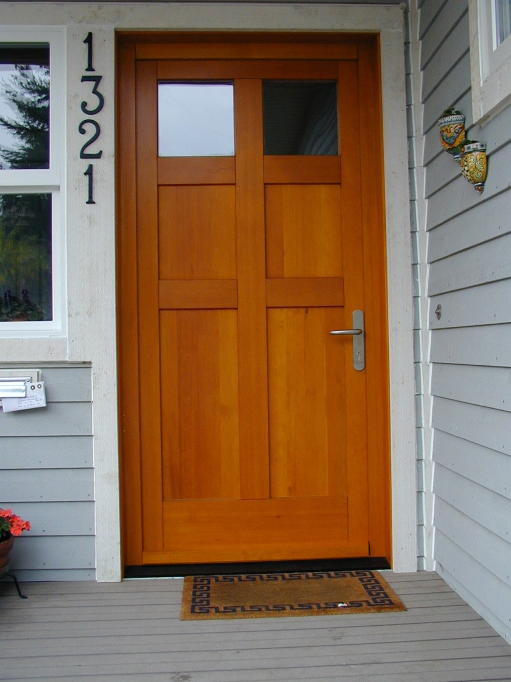 European Doors European Style Plywood Doors Design 11 028