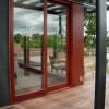 Lift and slide door 1