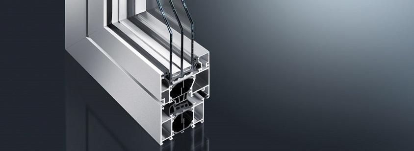Aluminum Tilt & Turn window